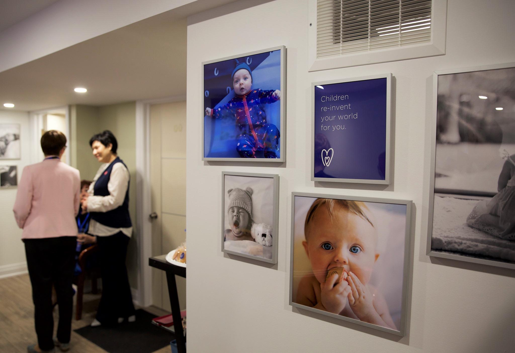 NewM Clinic interior